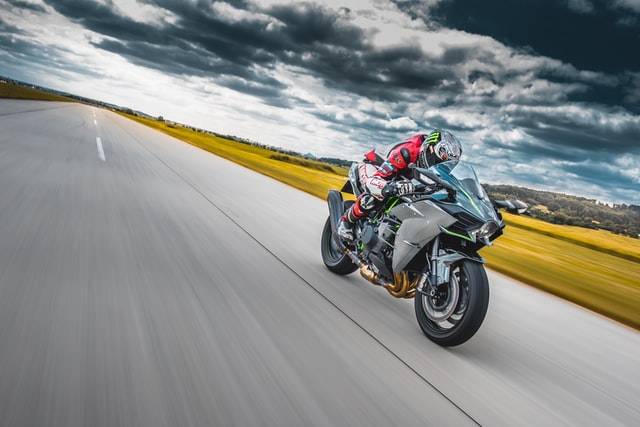 What does it feel like to ride a motorcycle?