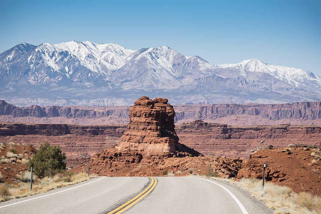 Las Vegas to Salt Lake City: A Swift, Stimulating 4-Day Road Trip